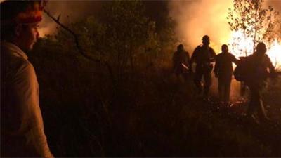 Bộ tộc đang thầm lặng cứu rừng Amazon khỏi giặc lửa
