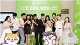 Nhiều hot teen góp mặt trong sự kiện mạng xã hội Gapo cán mốc 2 triệu người dùng