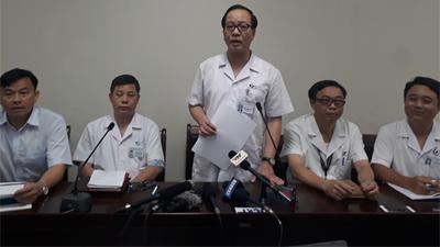 Tình trạng của bé trai 3 tuổi nghi bị bỏ quên 9h trên ô tô: Thông tin từ BV Nhi Trung ương