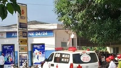 Nhân viên ngân hàng BIDV tại Nghệ An bị điện giật tử vong