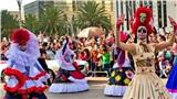 Thú vị 'Lễ hội người chết' ở Mexico