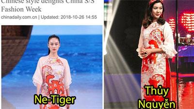 NTK Thủy Nguyễn khẳng định: 'Sản phẩm của Ne.Tiger giống thiết kế gốc của tôi đến hơn 90%'