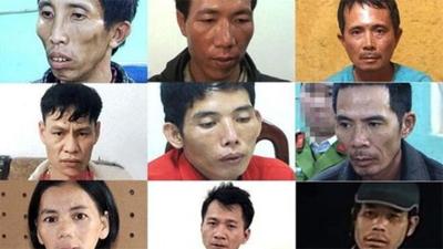 Vụ nữ sinh giao gà bị sát hại: 6 bị cáo bị truy tố khung tử hình