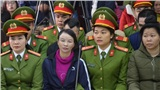 Đang xét xử mẹ nữ sinh giao gà ở Điện Biên, chồng và con gái lớn bị cáo Trần Thị Hiền có mặt tại toà