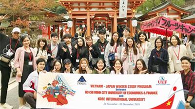 Đây là lý do sinh viên UEF không thể bỏ qua chuyến vi vu học tập tại Nhật