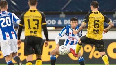 HLV SC Heerenveen: 'Để có thể sử dụng Đoàn Văn Hậu, CLB Heerenveen đã phải chờ đợi rất lâu'
