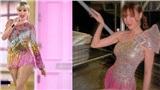 Taylor Swift và Ninh Dương Lan Ngọc diện bodysuit khoe trọn thân hình nóng bỏng