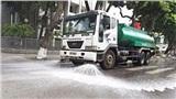 Hà Nội chống ô nhiễm bụi mịn: Nghịch lý quét, rửa đường