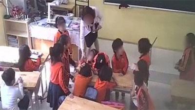 Hà Nội: Phụ huynh tố giáo viên trường Tiểu học Trung Văn đánh học sinh, công an vào cuộc