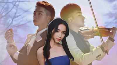 Hoàng Rob kết hợp Đức Phúc, nhưng sao fan còn phát hiện có cả sự xuất hiện của… Hòa Minzy thế này?