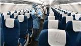 Vietnam Airline cách ly 2 tổ bay sau khi có khách người Trung Quốc nhiễm virus Corona