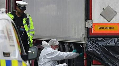 Cảnh sát Anh công bố nguyên nhân 39 người Việt tử vong trong xe tải, bắt thêm 2 nghi phạm