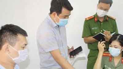 Khởi tố bị can, tạm giam người Trung Quốc giết đồng hương