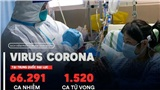 Tỉnh Hồ Bắc (TQ) ghi nhận thêm 139 ca tử vong, 2.420 ca nhiễm virus corona; TT Trump cảm ơn Campuchia