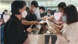 TP.HCM kiểm tra 575 hành khách trên 5 chuyến bay nhập cảnh từ Hàn Quốc, phát hiện 3 người từ vùng dịch Daegu