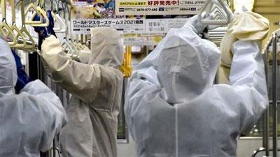 Nhật Bản ghi nhận số ca nhiễm virus corona mới tăng cao nhất trong 1 ngày, tổng cộng hơn 1000 người mắc bệnh