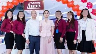 Vợ chủ địa ốc Alibaba giúp chồng làm dự án ma