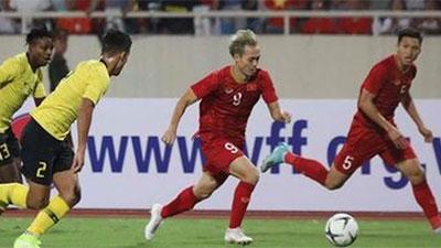 Hoãn vô thời hạn trận lượt về giữa đội tuyển Việt Nam và Malaysia tại vòng loại World Cup 2022