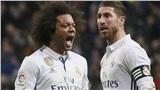 Nóng: Toàn bộ dàn sao Real Madrid phải cách ly 14 ngày sau khi một thành viên CLB dương tính với Covid-19