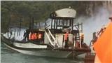 Du khách nước ngoài tử vong trên tàu du lịch khi đến Tiền Giang