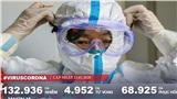 Dịch COVID-19: Gần 5.000 người chết, tỉ lệ tử vong ở Italy cao gấp 12 lần nước khác