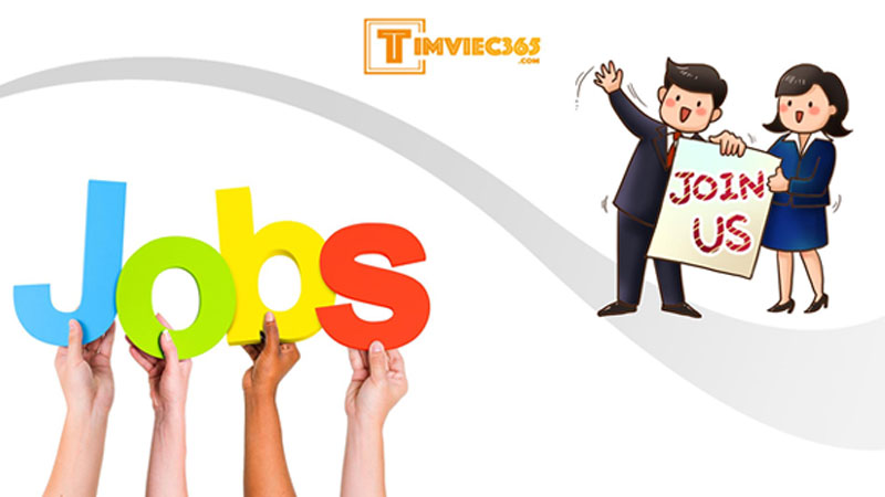Tìm việc làm trong thời kỹ thuật số - Điều tốt đẹp từ timviec365.com!
