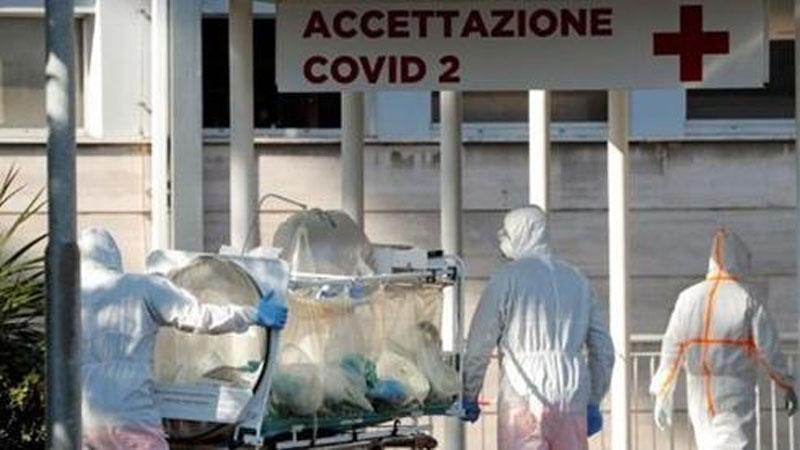 Dịch Covid-19 bùng phát mạnh tại Italy, tổng số ca tử vong vượt Trung Quốc