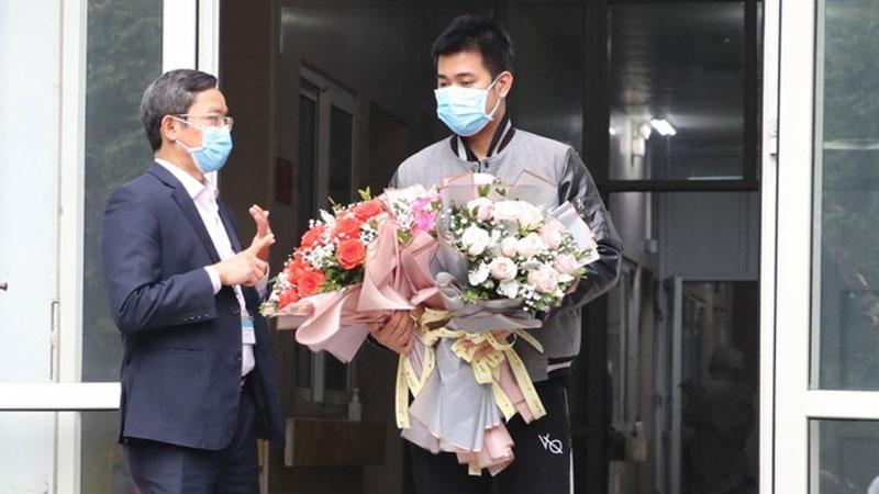 Tin vui: Bệnh nhân thứ 18 mắc Covid-19 ở Việt Nam xuất viện