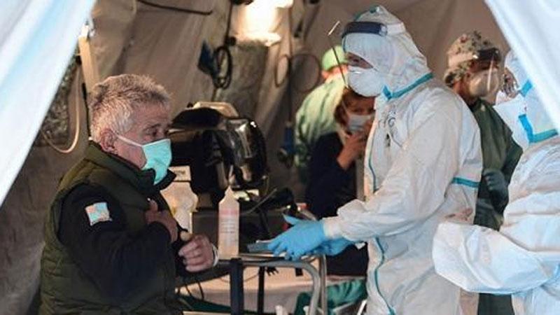Choáng: Hơn 8.200 người tử vong vì đại dịch Covid-19 tại Italy