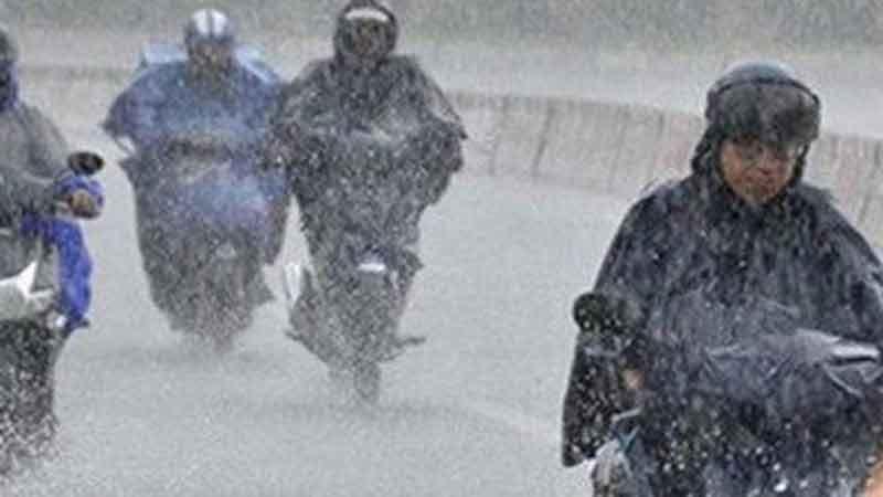 Thời tiết hôm nay: Miền Bắc mưa lạnh kéo dài