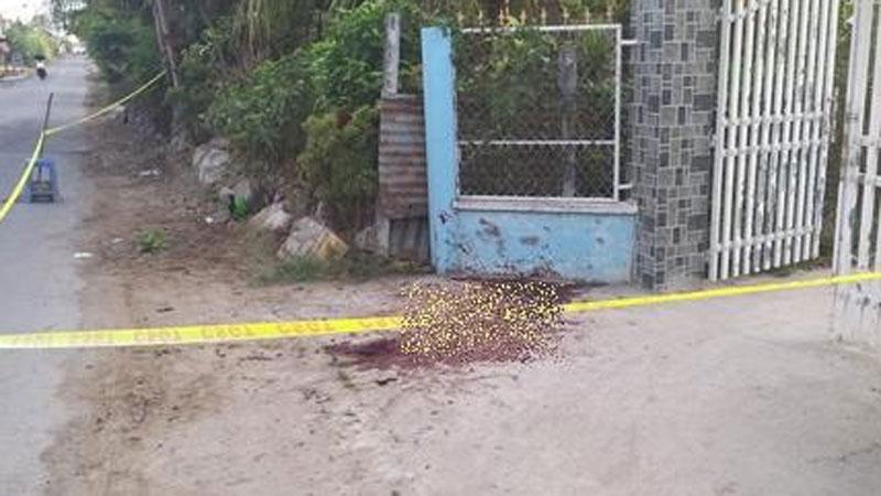 Nhóm người cầm mã tấu truy sát, chém chết một thanh niên