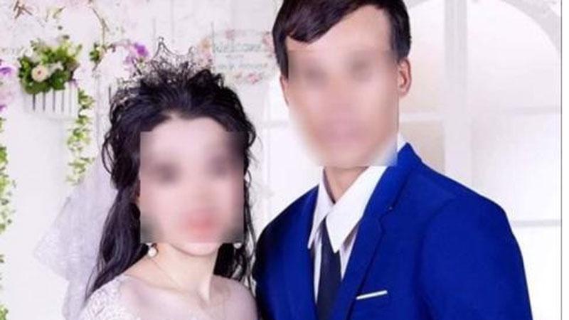Cô dâu xinh mang vàng bỏ đi: Về trả lại vàng
