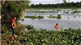 5 học sinh THCS rủ nhau tắm sông Sài Gòn, 1 em bị nước cuốn mất tích
