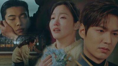 'Quân vương bất diệt' tập 10: Woo Do Hwan bị bắn, Lee Min Ho và Kim Go Eun từ biệt trong nước mắt?