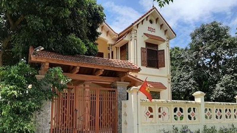 Bất ngờ với những ngôi nhà tiền tỷ của 'hộ cận nghèo' tại Thanh Hóa