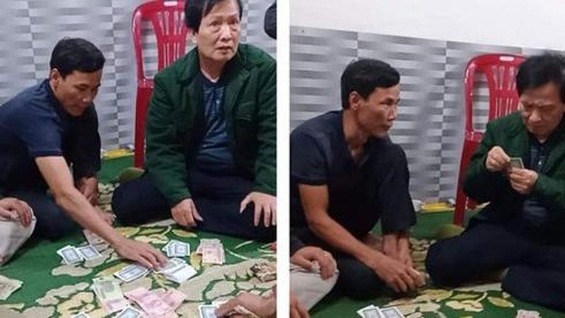 Hà Tĩnh: Chủ tịch xã đánh bạc giữa mùa dịch bị cách chức