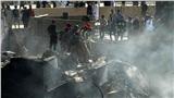 Thoát chết thần kỳ trong vụ rơi máy bay chở khách tại Pakistan