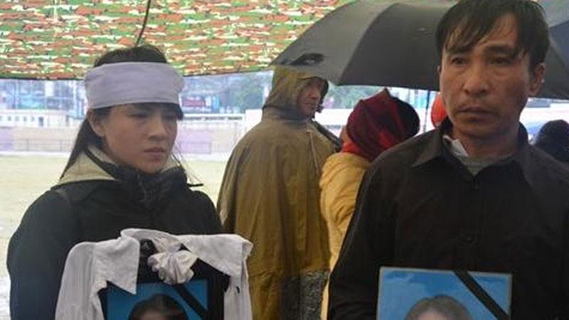 Cha nữ sinh giao gà Cao Mỹ Duyên kháng nghị không tử hình 6 bị cáo