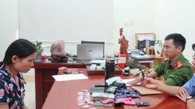 Nghệ An: Mật phục bắt giữ người phụ nữ mua bán gần 5.000 viên ma túy tổng hợp