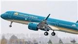 Từ 1/7, Vietnam Airlines dự kiến khai thác trở lại một số đường bay quốc tế