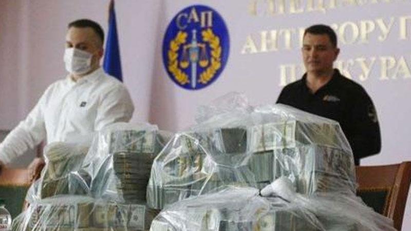 'Chấn động' vì khoản tiền hối lộ khổng lồ, Ukraine vạch rõ vai trò của bố con ứng viên tổng thống Mỹ Joe Biden
