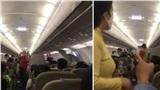 Nam hành khách gây rối trên máy bay Hà Nội đi TPHCM bị phạt 10 triệu đồng, cấm bay 1 năm