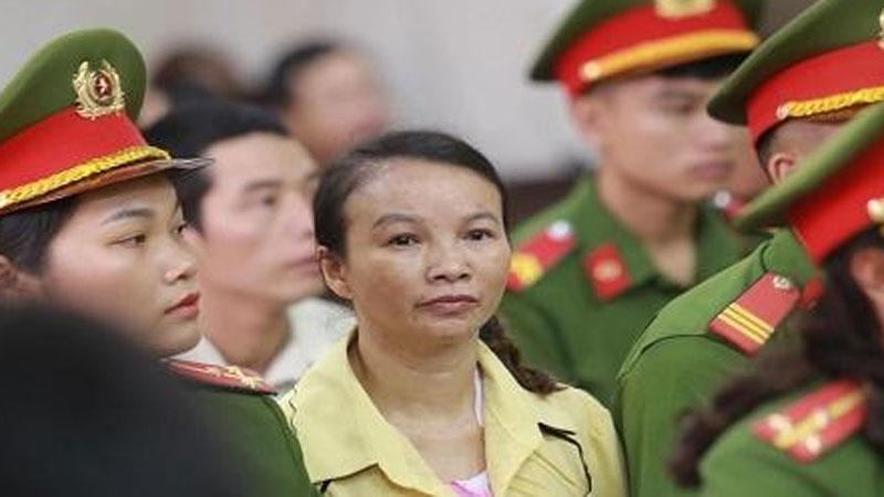 Hoãn phiên tòa xét xử phúc thẩm mẹ nữ sinh giao gà ở Điện Biên