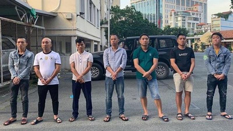 Băng dàn cảnh bắt cóc 'đại gia', cướp hơn 35 tỷ đồng ở Sài Gòn