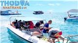Dịch vụ thuê cano khám phá biển đảo Nha Trang