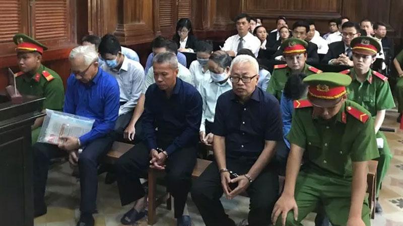 Đang xét xử vụ thất thoát hơn 8.800 tỉ đồng ở Ngân hàng Đông Á