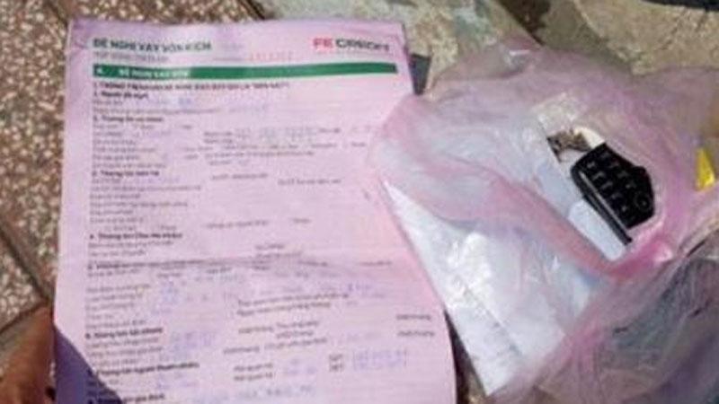 Nghi tự tử vì bị đòi nợ: Mảnh giấy viết tay...