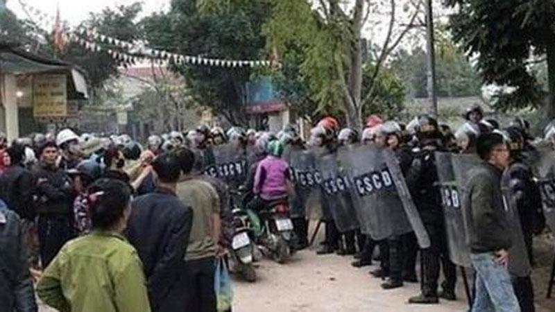 Xác định thời gian xử 29 bị can vụ án đặc biệt nghiêm trọng tại Đồng Tâm