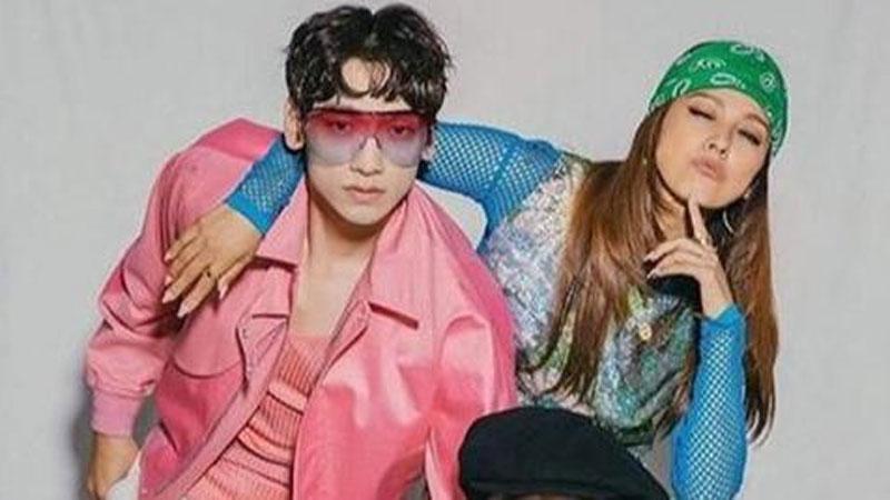 Không đợi lâu thêm nữa, tân binh khủng long SSAK3 (Lee Hyori, Yoo Jae Suk, Rain) chính thức ra mắt Teaser đầu tiên cho MV Once Again This Beach