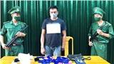 Quảng Bình: Bắt đối tượng vận chuyển gần 8.000 viên ma túy